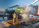 ship repair and maintenance Kooiman Marine Group