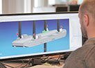 ship design, maritime design and engineering at Kooiman Marine Group