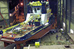 bnr 174 Meander twin screw chine strake hull tugboat with stern roll  push bow, maritime ship design and shipbuilding  Kooiman Marine Group KMG