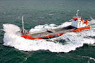 dredgers and dredging portfolio Kooiman Marine Group, dredger Pollux