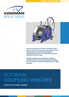 cover technical flyer Kooiman coupling winches